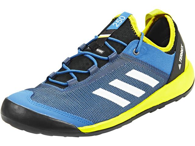 adidas TERREX Swift Solo Schoenen Heren geel blauw l Outdoor winkel ... b1216e5594c